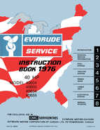 1976 evinrude 40hp outboards service manual for How to service johnson outboard motor