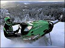 2000 Arctic Cat Snowmobiles Factory Service Manual